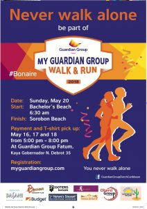 My Guardian Group Walk & Run 2018 @ Bachelor Beach