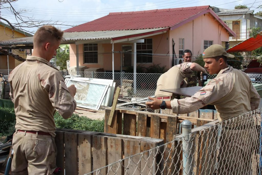 Dutch Army to Train in Bonaire