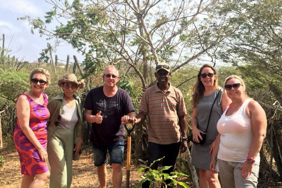 Touroperators from Europe visited Bonaire