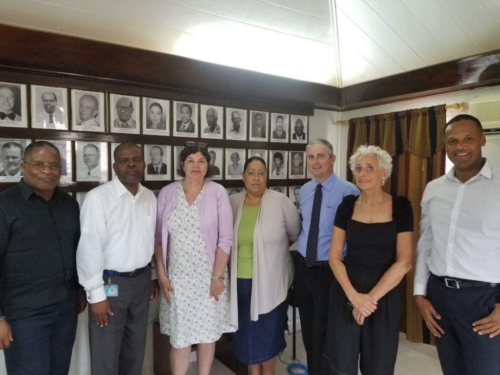Cultural Heritage Inspectorate visits Caribbean Netherlands