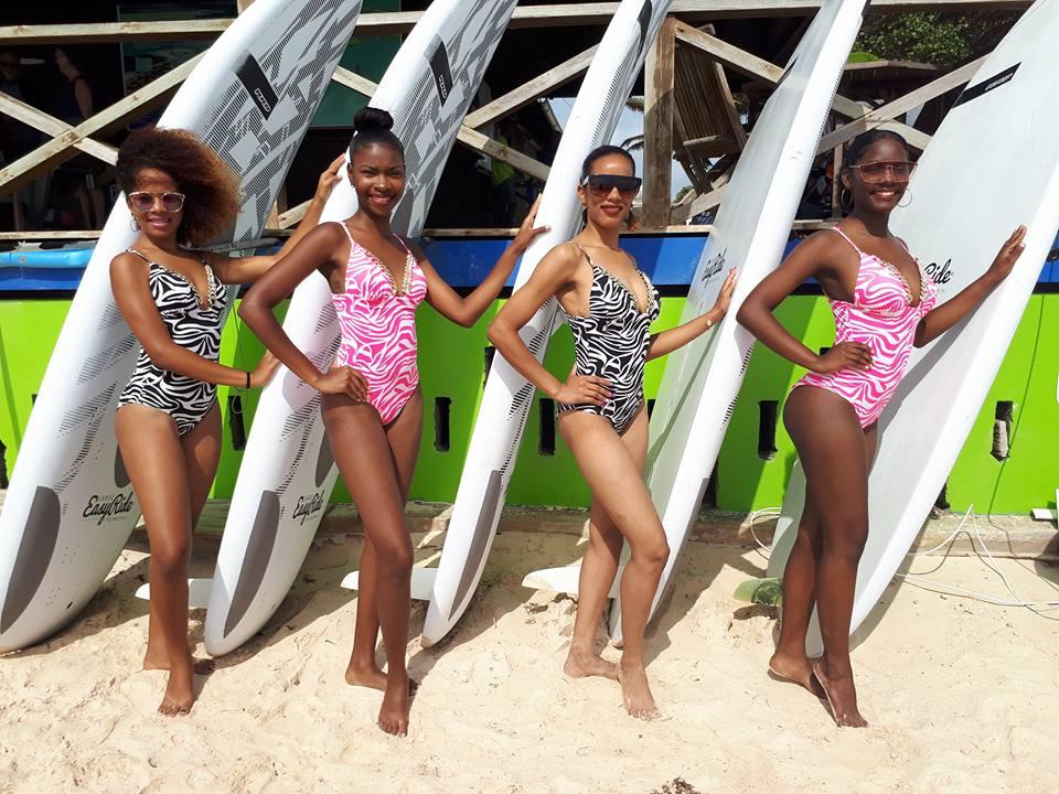 Kandidaten Miss Tourism Bonaire