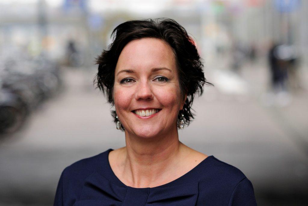 Tamara van Ark (VVD) photo SZW