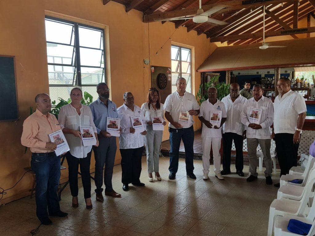 Unions Bonaire Celebrate Labor Day