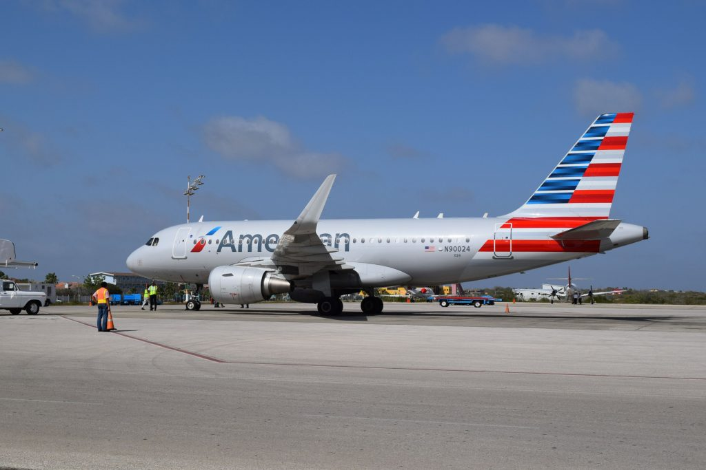 American Airlines Airbus A319 Photo Harald Linkels