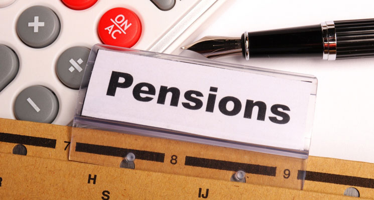 Restoration pension rights education completed