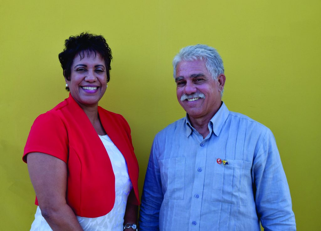 Beukenboom and Janga Kicked Out of Democratic Party Bonaire; Start Own Party