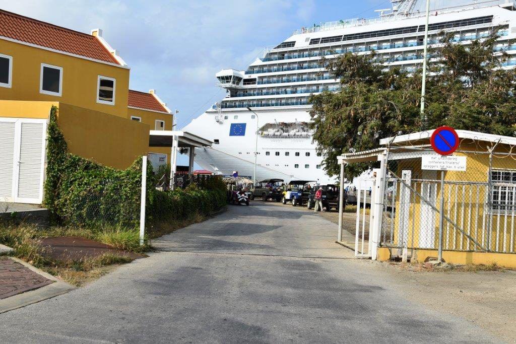 South Pier Closed