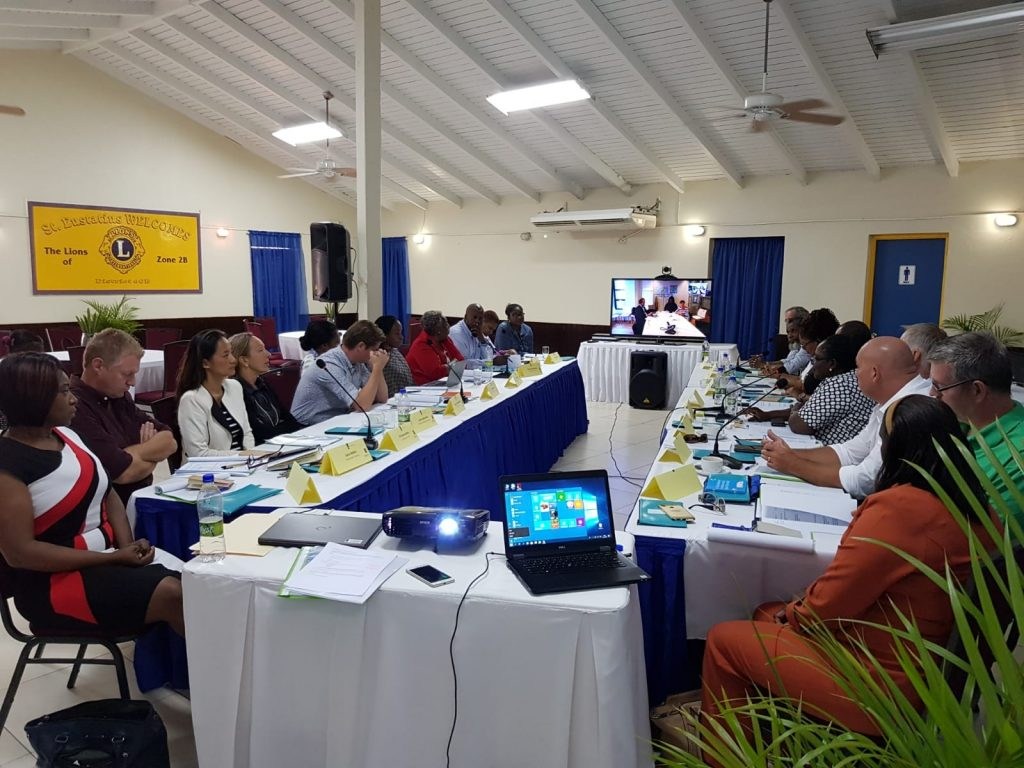 "Workshop ""Give Respect, Get Respect"" held on St. Eustatius"