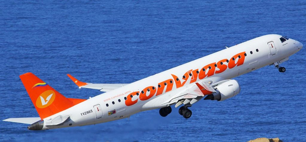 InselAir Hopes to Rebuild Network With Leased Conviasa Jet
