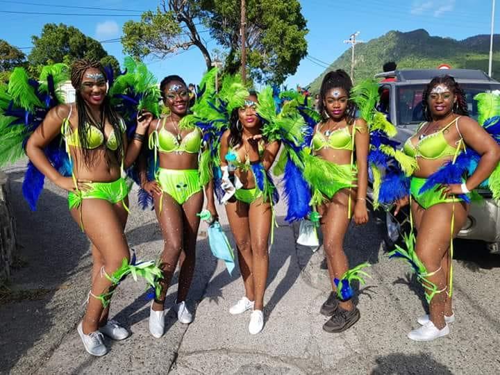 Carnival 2018 Island gems