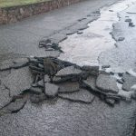 Second Chamber Wants to See Faster Road Repairs on Statia