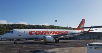 Insel to Deploy Conviasa Jet Also on Bonaire and Aruba Route