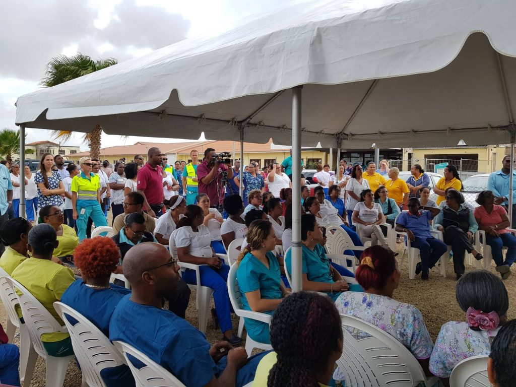 Industrial Action at Hospital Bonaire: Union Calls Strike
