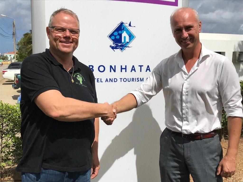 New CEO for BONHATA