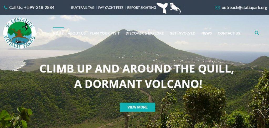 Screenshot new website STENAPA (002)