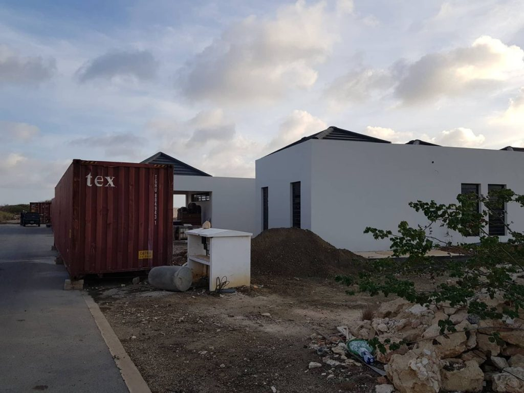 Considerable Growth in Building Permits Bonaire