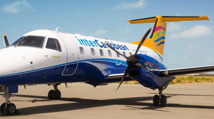 emb120 photo interCaribbean