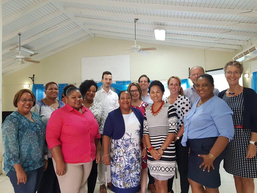 St. Eustatius organizes workshop child and care in Caribbean Netherlands