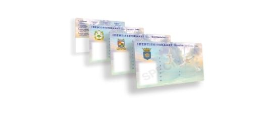 ID card BES-islands
