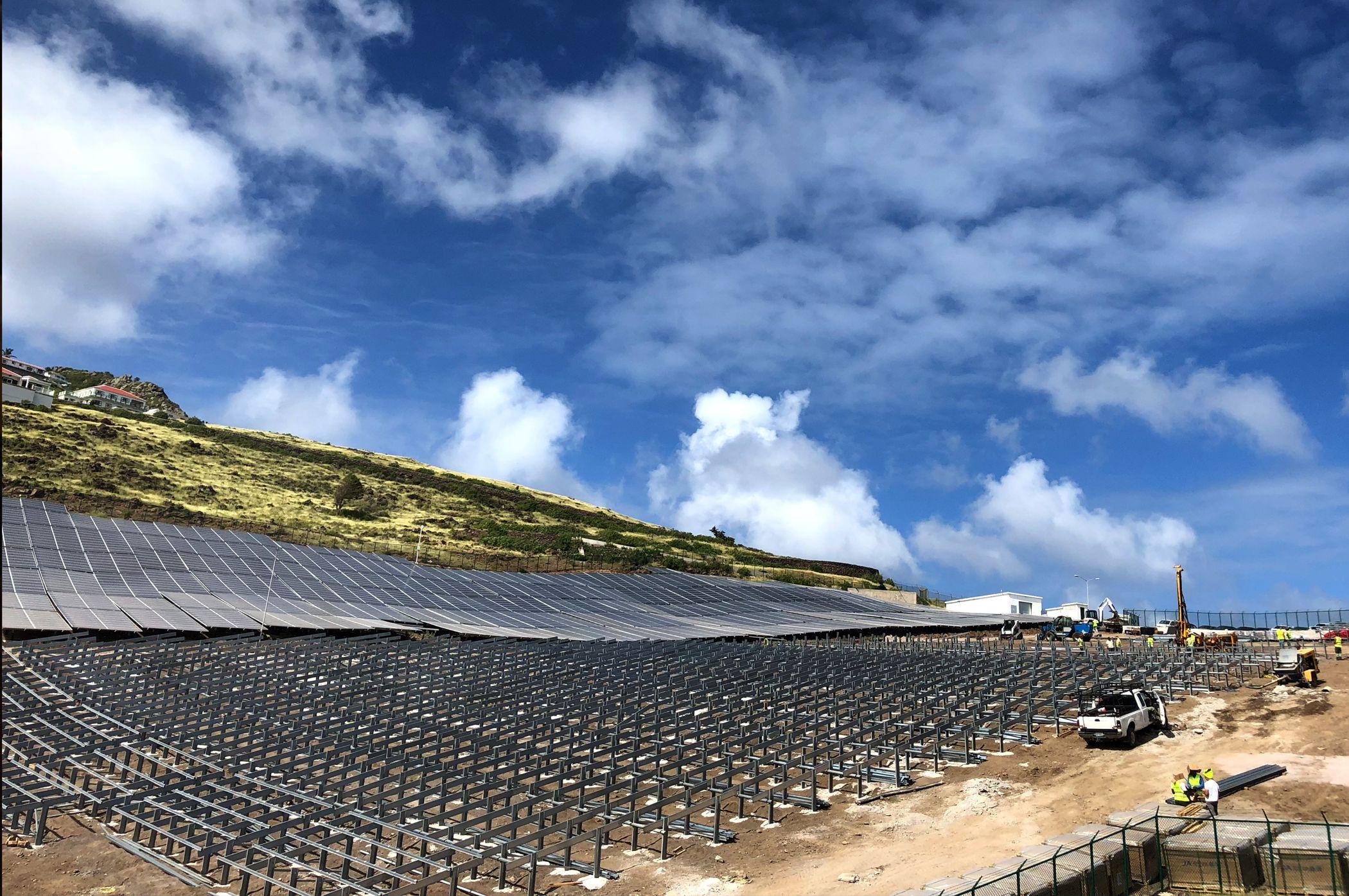 Saba Solar Park