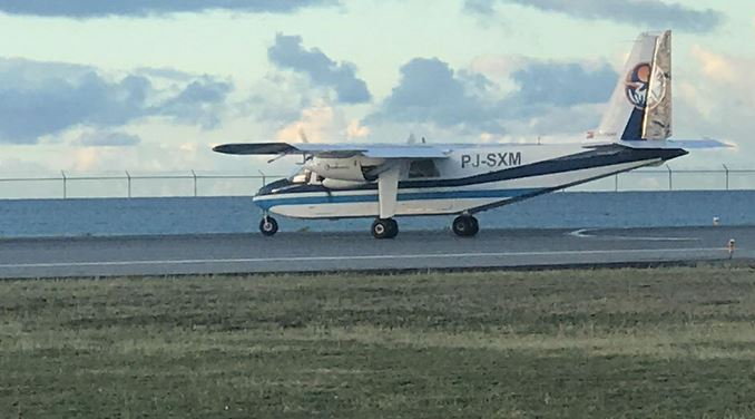 SXM Airways Receives ICAO Designator Code - BES Reporter