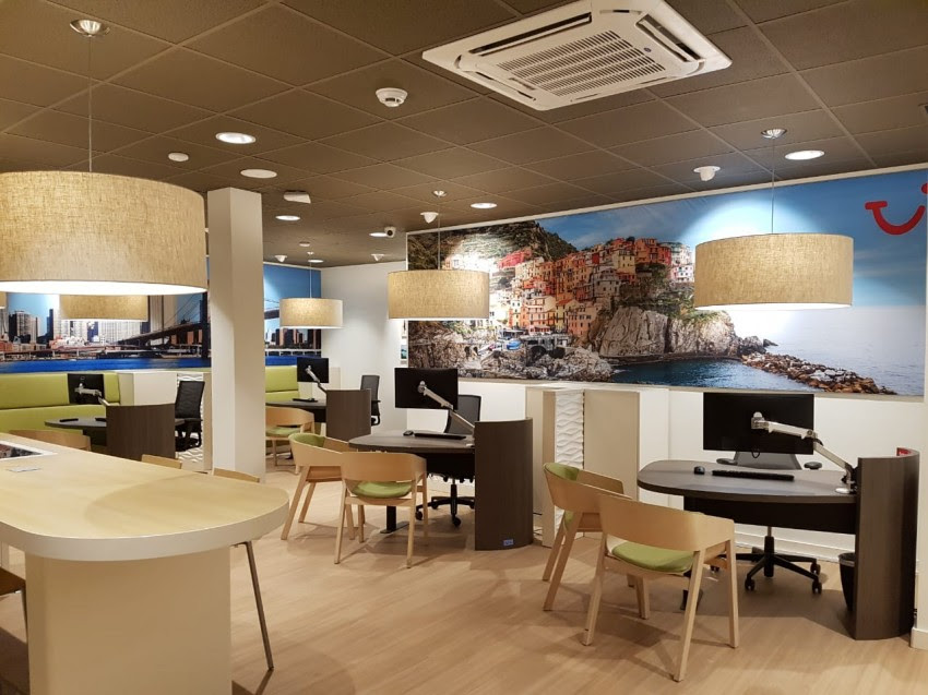New TUI Travel office in Aruba - BES Reporter