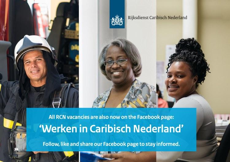 Werken in Caribisch Nederland