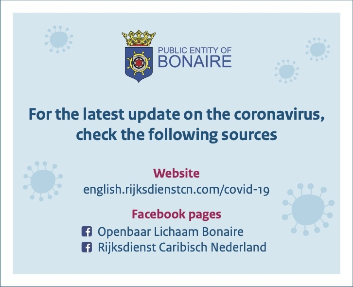 For the latest updates on the coronavirus, check the following sources