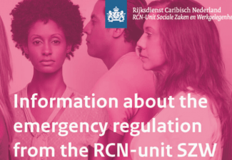Emergency regulation RCN
