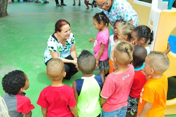 The Central Government and the Public Entity Bonaire have joined forces to organise emergency care for children.