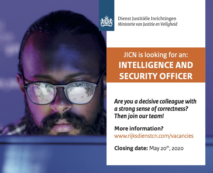 Vacancy Intelligence and Security Officer