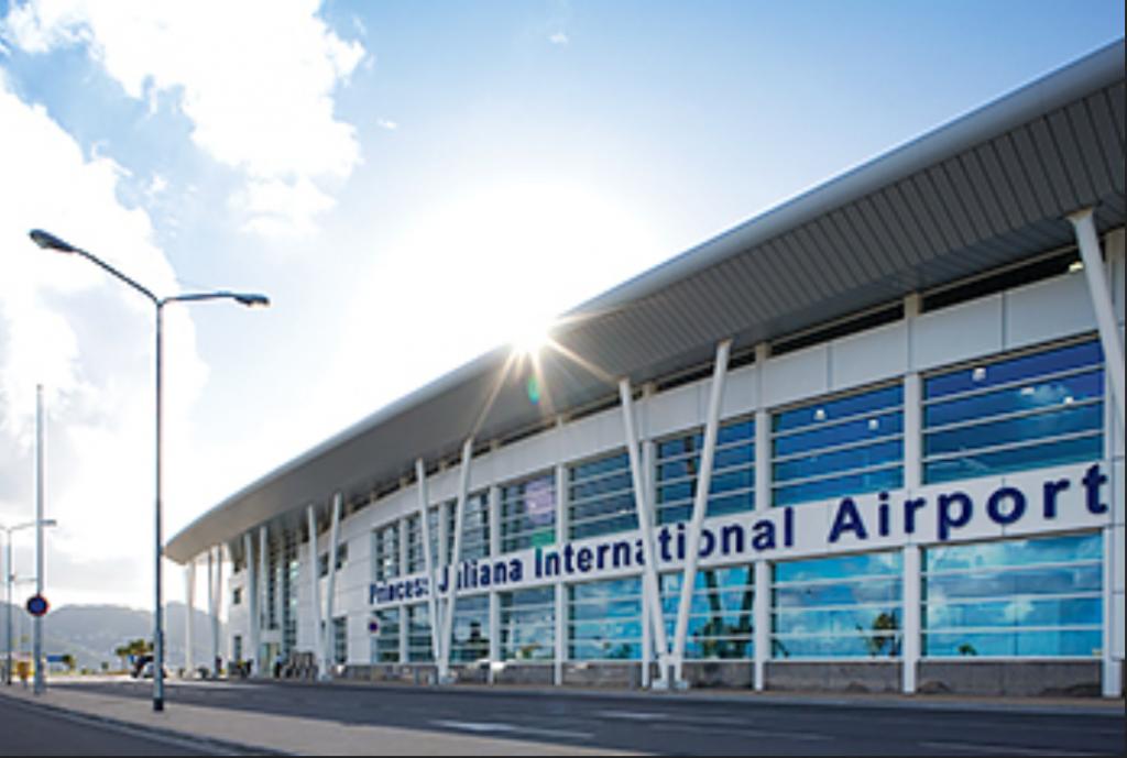 Statia Business Bubble Flight to St. Maarten