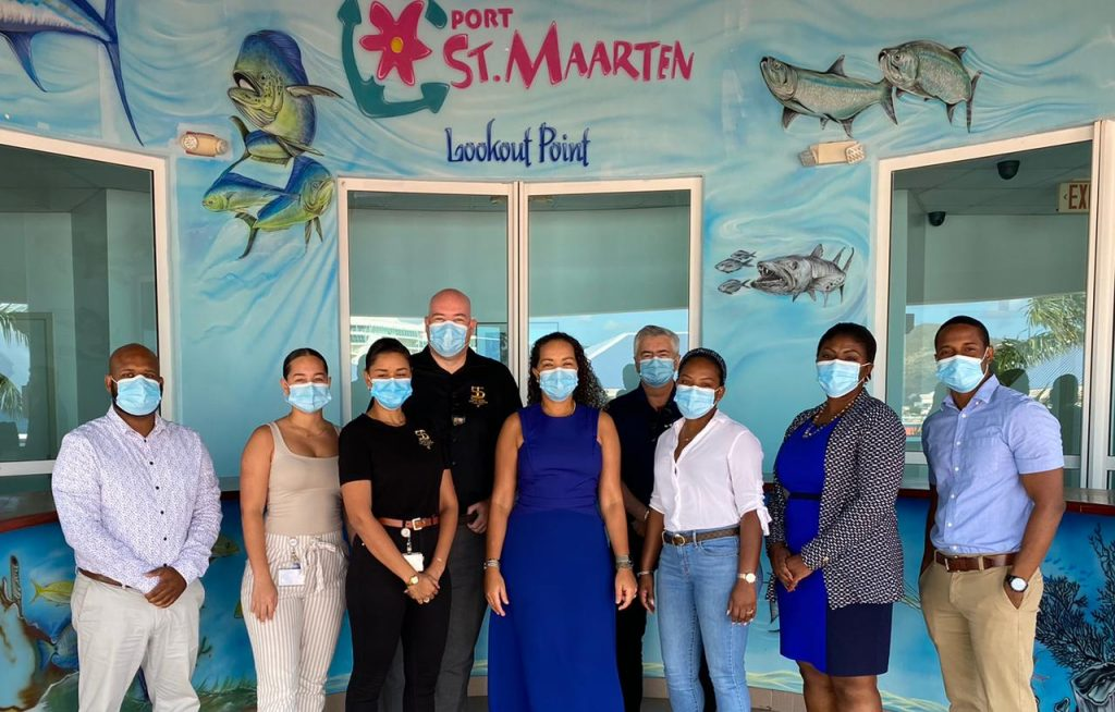 Port St. Maarten kicks off Vaccine Information Sessions
