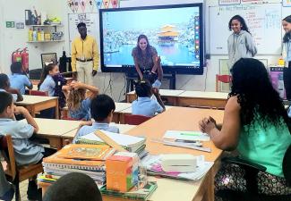 Saba's Sacred Heart School Hosts Anti-bullying Campaign