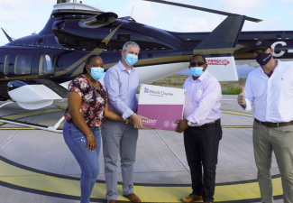 Second Vaccine Shipment Arrives in Saba