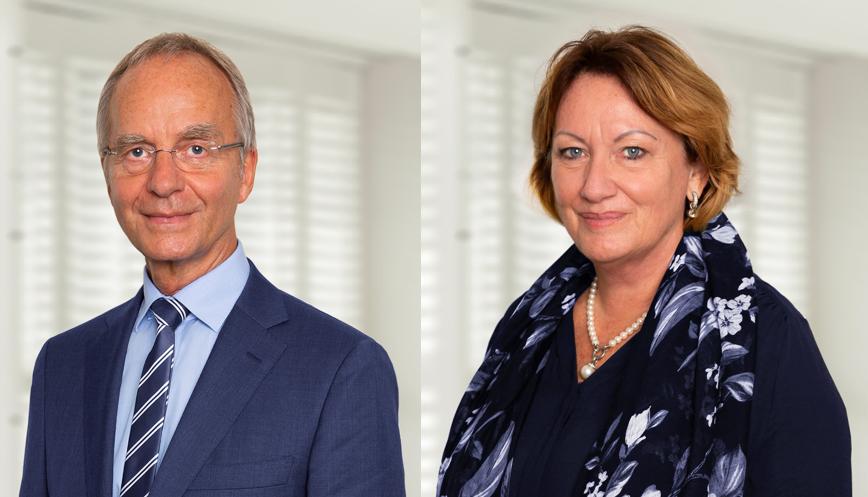 Henk Kamp and Hellen van der Wal reappointed as members C(A)ft
