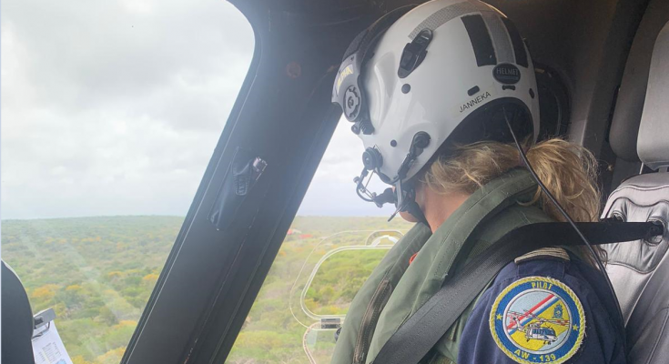 Girl Lost on Hiking Trip Found by Coast Guard Helicopter