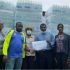 Statia Residents Send Water Shipment to St. Vincent