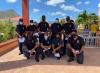 Coastguard Team St. Maarten gets Covid-vaccine together
