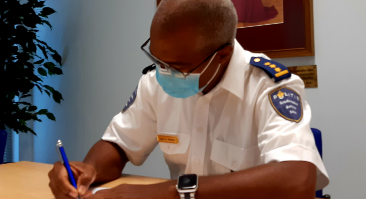 Agreement With Interpol will enable KPCN to Better Fight Crime