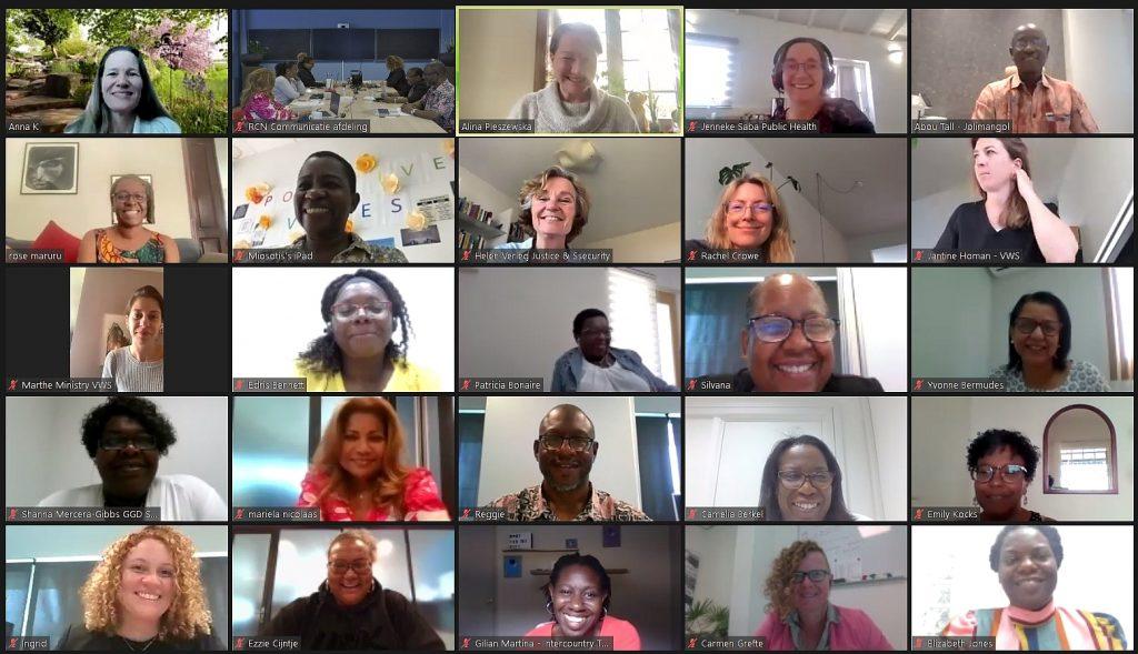 UNICEF NL facilitates results-based management training (RBM)