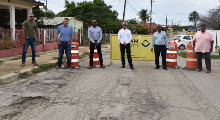 Renovation Work Starts on Rincon's Kaya Commerce