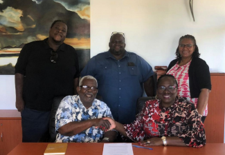 Letter of intent signed with Social and Welfare Work Foundation
