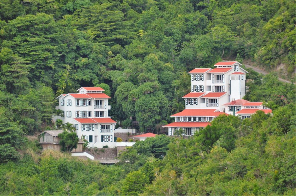 New value decisions vastgoedbelasting ( property  tax) for the period 2021-2025 Saba and St. Eustatius are underway