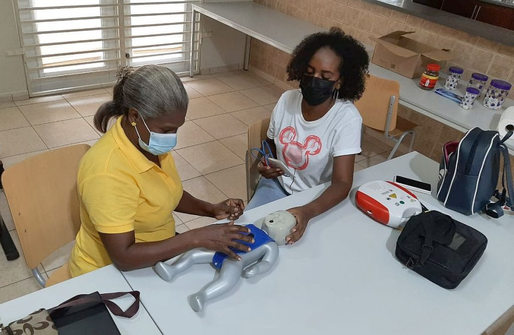 First Aid Training for Childcare Workers