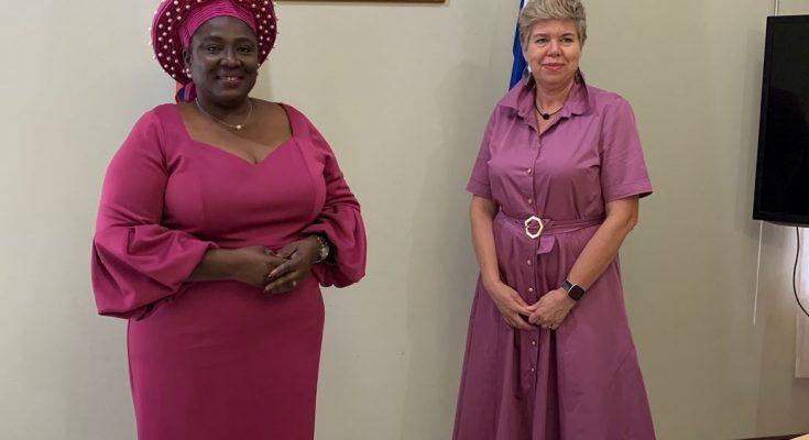 Alida Francis and Claudia Toet New Government Commissioners St. Eustatius