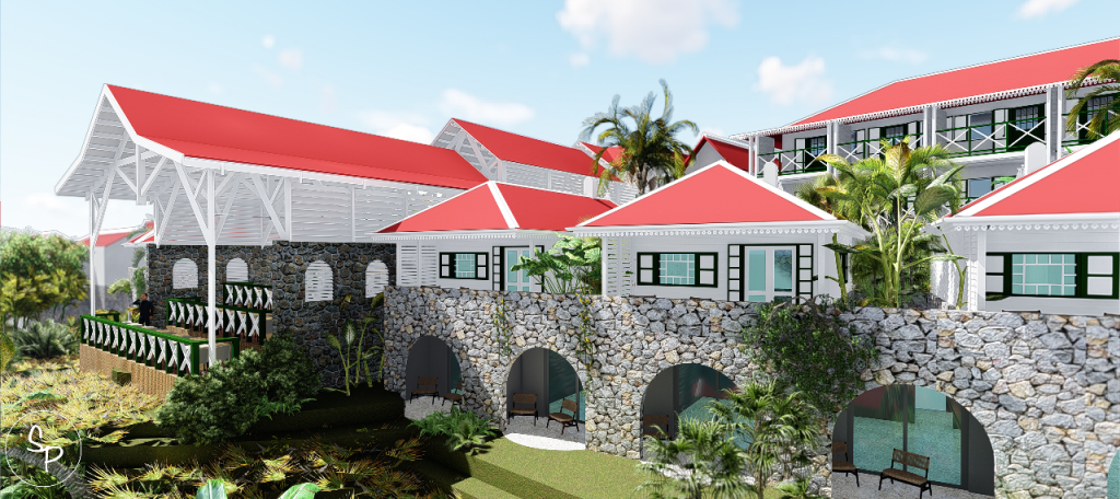 PCN presents renovation plans for Scout's Place in Saba