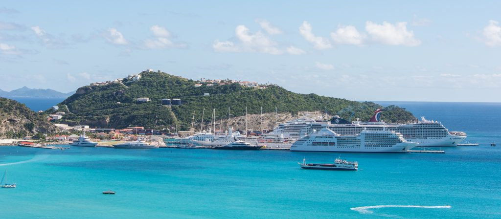 Port St. Maarten meets with Cruise Line representatives about Resumption of Cruises