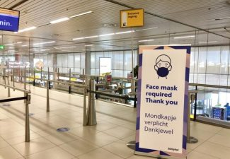 Dutch Government Pays Corona Tests for Travelers in July and August