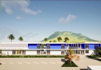 Statia in awe over New GVP School Design